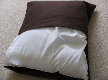 pillow form going inside outdoor pillow, 1261