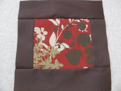 pieced piece of outdoor asian pillow, 1264