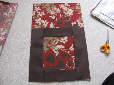front pieced pillow outdoor pillow, 1266