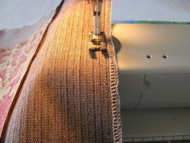 stitching fabrics pillows fast, 1270