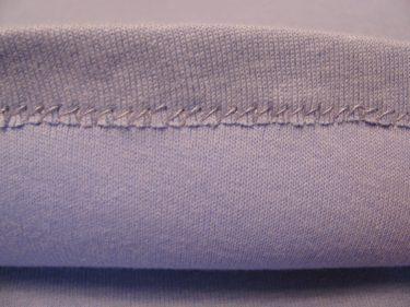 underside of twin needle stitches, 1441