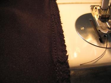 stitched up hole, min. fee, 1486