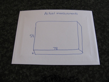 measurements of my mattress pad, IMG_7540