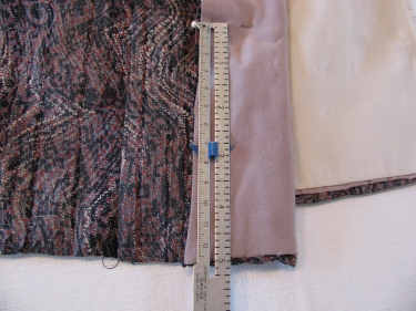 seam gauge to measure how much to hem a kimono, IMG_7681